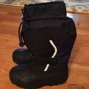 Ll bean norrhwoods boots size 1